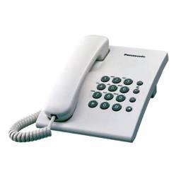 Teléfono de mesa PANASONIC KX-TS500LX