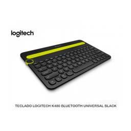 Teclado LOGITECH K480 BT