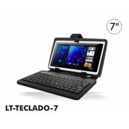 Teclado LEDSTAR p/ tablet 7´´ LT-TECLADO-7
