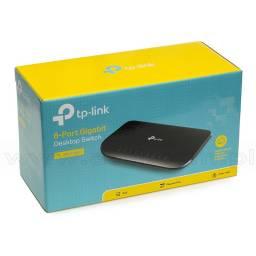 Switch TPLINK 8 Puertos SG1008D