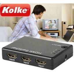 Switch splitter 3x1 KSW-100 c/control