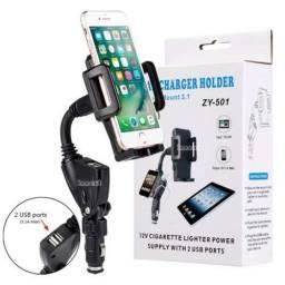 Soporte/cargador celular ZY-501