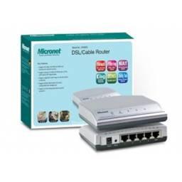 Router MICRONET 4 puertos SP888D