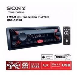 Radio p/auto SONY DSX A100U/A110