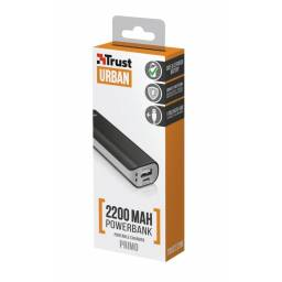 Power Bank TRUST 2200 mah