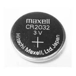 Pila de litio Maxell CR2032 c/u