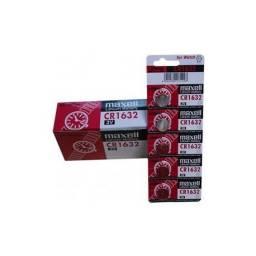 Pila de litio MAXELL CR1632