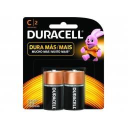 Pila alcalina DURACELL C