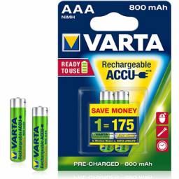 Pila AAA recargable VARTA 800mah