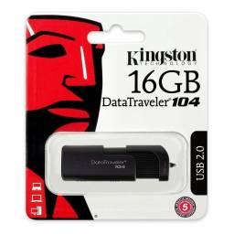 Pendrive KINGSTON DT104 16 gb USB 2.0