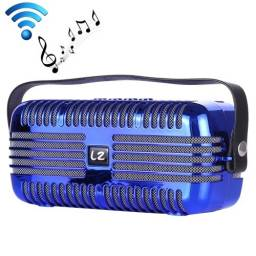Parlante portatil Retro E27 bt/fm/sd