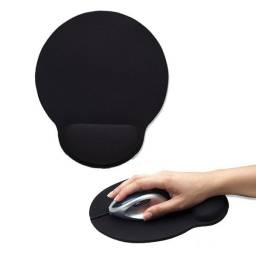 Pad mouse gel negro Manhattan 434362