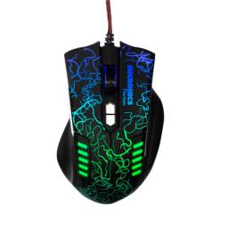 Mouse Gamer ECLIPSE c/iluminacion