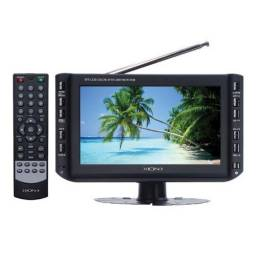Mini LCD TV 7`` Digital XI-LCD7ISDBT