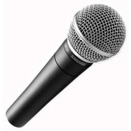 Microfono SHURE SM58LC