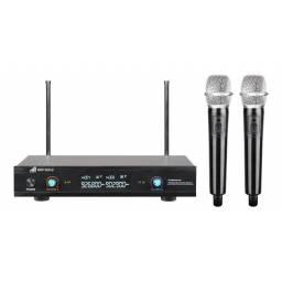 Microfono inalambrico ARTEC MD1000 x2