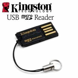 Lector de memoria micro SD  Kingston FCR-MRG2