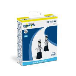 Kit lampara led NARVA H4 12v 16w