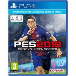 Juego PES18 Legendary p/PS4