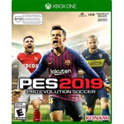 Juego PES 19 p/Xbox One