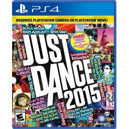 Juego p/PS4 Just Dance 2015
