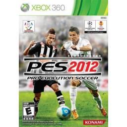 Juego p/ XBOX 360 PES 2012 Proevolution