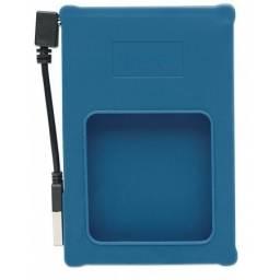 Gabinete 2.5 SATA USB 2.0 Manhattan