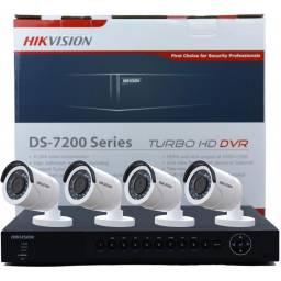Dvr Hikvision DS-7216HQHI-SH DVR 16 Canales TURBO 4.0