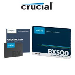 Disco Solido SSD CRUCIAL BX500 480gb