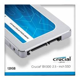 Disco Solido SSD CRUCIAL BX300 120gb