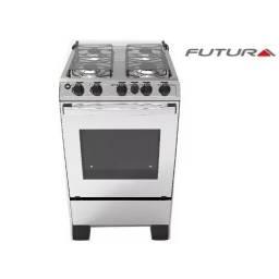 Cocina Futura GAS Olivia INOX