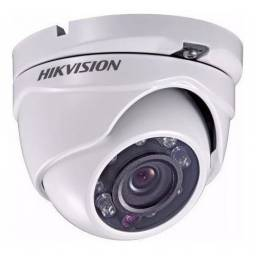 Camara Hikvision DS-2CE16DOT-IRMF Mini Domo 1080P