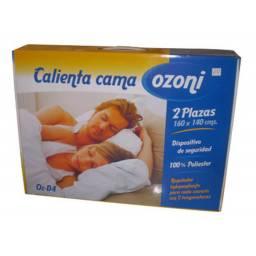 Calienta cama OZONI 2 plazas 2 años de garantia