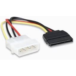 Cable SATA alim Manhattan 342766