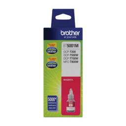 Botella de tinta BROTHER Magenta BT-5001