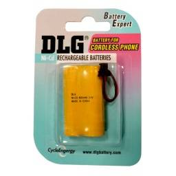 Batería p/teléfono inalámbrico DLG