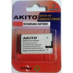Bateria p/telefono inalambrico Akito HHR-P105