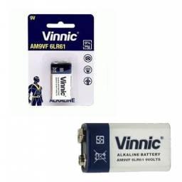 Bateria 9v recargable VINNIC 1500mah