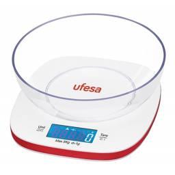 Balanza de cocina UFESA c/bowl BC 1450