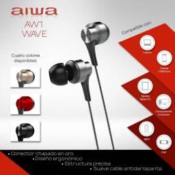 Auricular AIWA AW1 Wave