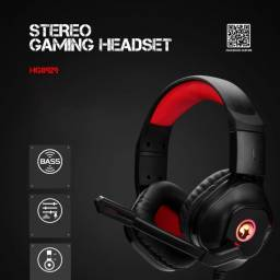 Auricular Gaming Marvo HG 8929 3.5+USB