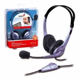 Auriculares y Microfono Genius HS-04S