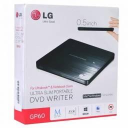 Grabadora de DVD Externa LG