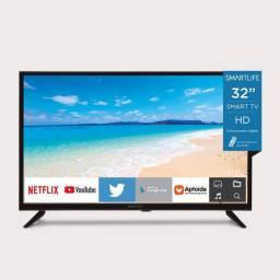 Televisor Smartlife Led Smart 32 SL-TV32LDSMTB