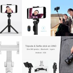 Palo selfie y tripode Xiaomi Mi Bluetooth Selfie Stick