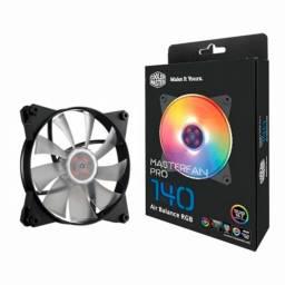 Fan Coolermaster Masterfan Pro 140 RGB