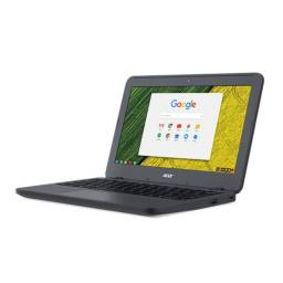 Chromebook Acer C731 C6ZT-MX Cel 4GB 32GB