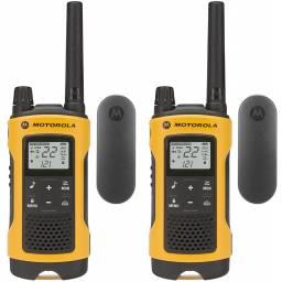 Handy Motorola T402 Two Way 35 Mile