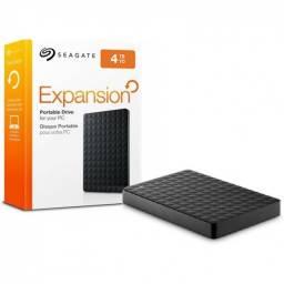 Disco duro externo Seagate 4TB USB 3.0