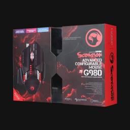 Mouse Gaming Marvo G980